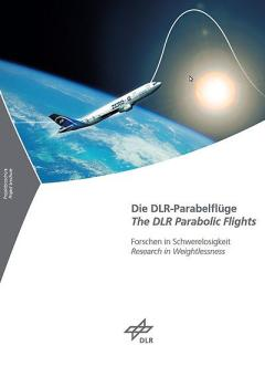 Cover - The DLR parabolic flights