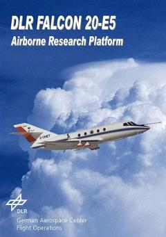 Cover - DLR Falcon 20-E5 - Airborne Research Platform