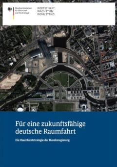 Cover: Germany's space strategy