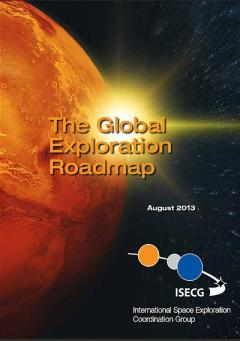 Cover global exploration roadmap