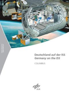 Cover - Germany on the ISS - Columbus