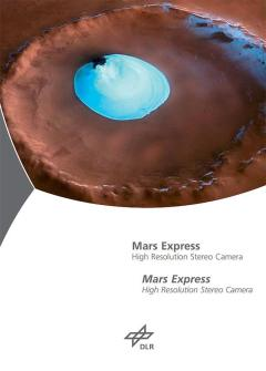 Mars-Express – High Resolution Stereo Camera