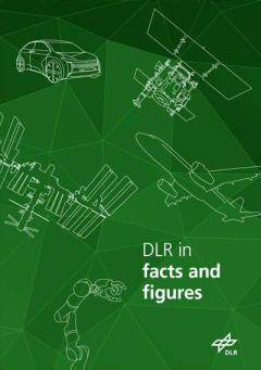 "Cover ""DLR facts and figures"""