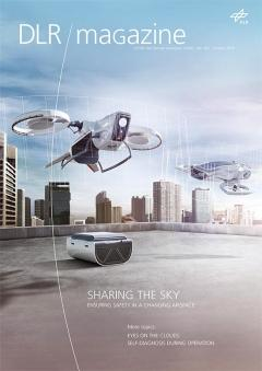 DLRmagazine - Sharing the sky