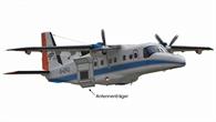 Die Dornier 228: ein zweimotoriges turbinengetriebenes Propellerflugzeug