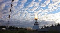 Hochinstrumentierte Rakete bringt Hefe, Nervenzellen und metallische Legierungen in die Schwerelosigkeit.