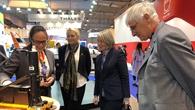 Deutsche Luft- und Raumfahrtforschung auf der MAKS in Moskau