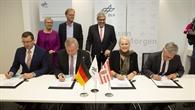 Eröffnung des DLR Inszituts für den Schutz maritimer Infrastrukturen in Bremerhaven