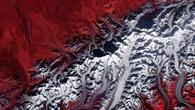 Der Denali %2d der höchste Gipfel Nordamerikas