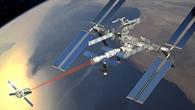 Automatisches Andockmanöver an die ISS