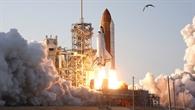 Start der Discovery am 24. Februar 2011 um 22.53 Uhr MEZ von Cape Canaveral