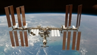 Die Internationale Raumstation ISS