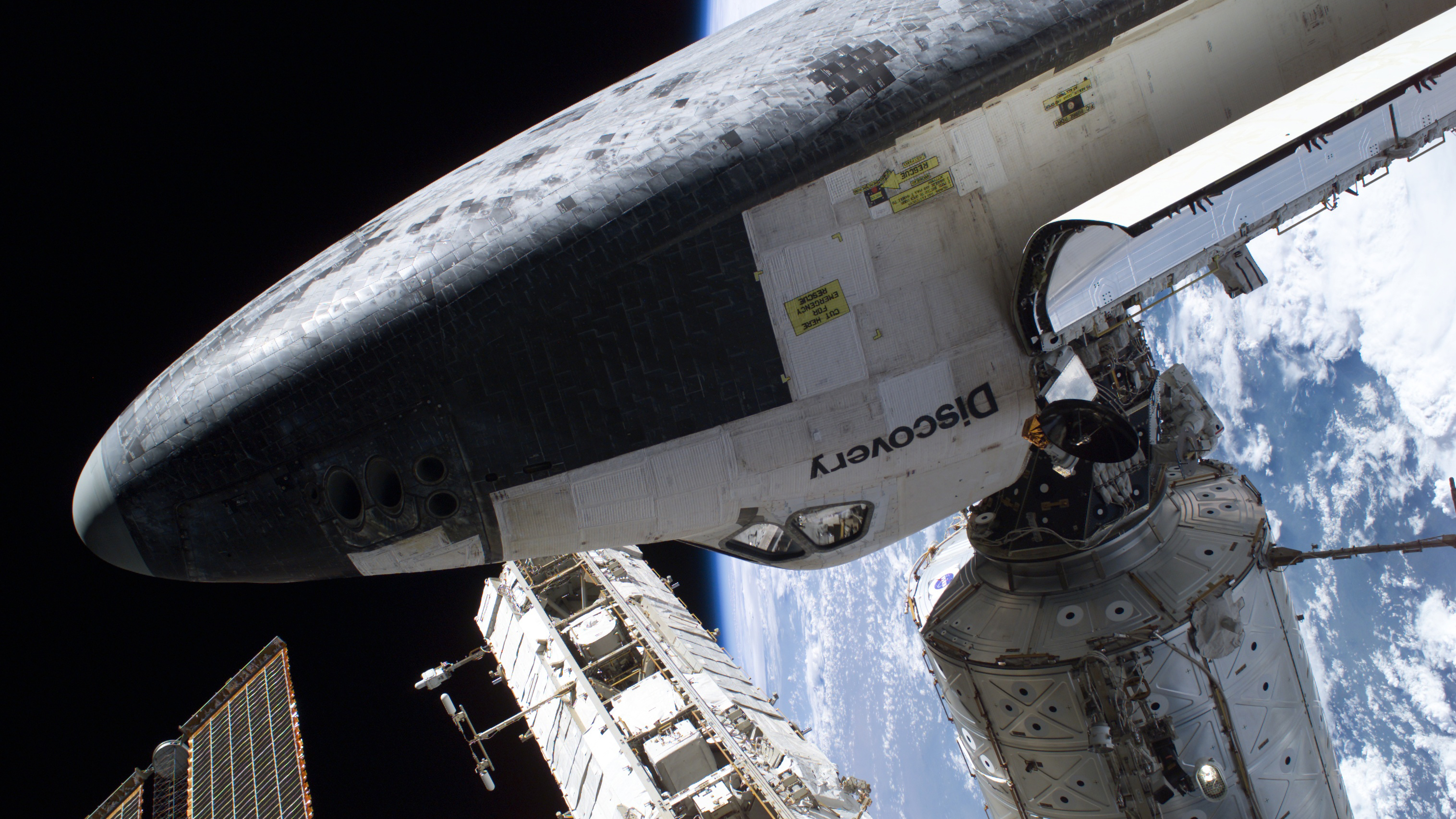 foto space shuttle discovery - photo #14