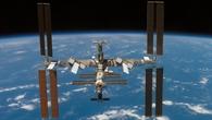 Die Internationale Raumstation im Juni 2007