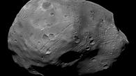 Marsmond Phobos: Aufnahmen der Südhalbkugel in hoher Auflösung
