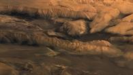 Valles Marineris Zentralabschnitt