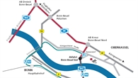 DLR Bonn %2d Anreise