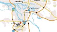 DLR Hamburg - Anreise
