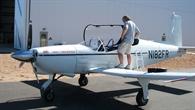 """""""Mein Traum: So viele verschiedene Flugzeuge wie möglich fliegen."""""""