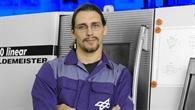 Vom Azubi mit Profil zum Industriemechaniker: Stefan Ratke