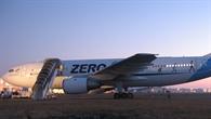 Das Parabelflugzeug
