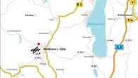 DLR Weilheim %2d Anreise, Regional
