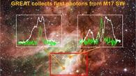 Fliegende Sternwarte SOFIA: Erster Wissenschaftsflug mit deutschem Instrument GREAT