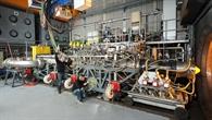 Realitätsnahe Tests - DLR und Rolls Royce testen erstmals komplette Triebwerksbrennkammer