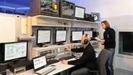 Überwachung und Auswertung der Versuche in der Messwarte