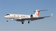 HALO Gulfstream G 550