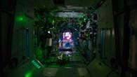 Schlafenzeit auf der ISS