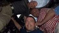 Selfie der Expedition 40/41%2dCrew
