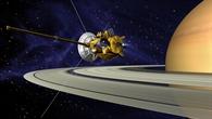 Ankunft der Mission Cassini am Saturn