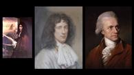 """Die """"Väter der Saturnforschung"""": Cassini, Huygens, Herschel"""