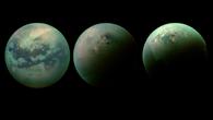 Cassini entlockt dem Saturnmond Titan seine Geheimnisse
