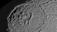 Das Odysseus%2dEinschlagsbecken auf Tethys