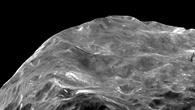 Phoebe %2d eingefangener Mond aus dem äußeren Sonnensystem