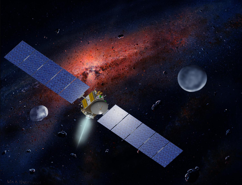 Eine Zeitreise zu den Anfängen des Sonnensystems