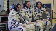 Bereit für die Mission: Die Crew der Expedition 56/57
