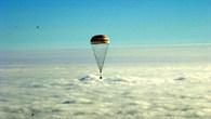 Auf dem Weg zur Erde