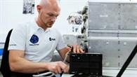 Alexander Gerst wird EML auf der Raumstation in Betrieb nehmen