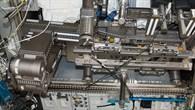 Training auf der ISS