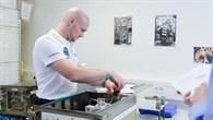 Alexander Gerst wird MFX auf der ISS installieren