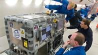Test der PK%2d4%2dAnlage auf Parabelflügen