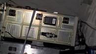 Erfassung der Strahlenbelastung innerhalb der ISS