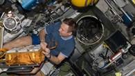 Expose%2dR im russischen Modul der ISS
