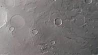 Anaglyphenbild des Nordrandes von Tempe Terra