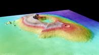 Der Marsvulkan Tharsis Tholus