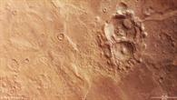 Das Hellas Planitia-Einschlagsbecken auf dem Mars