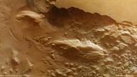 Blick in den Talkessel Juventae Chasma
